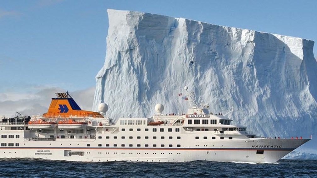 The Hanseatic from Hapag-Lloyd debuts special voyages in 2014. // © 2014 Hapag-Lloyd Cruises F