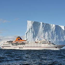 The Hanseatic from Hapag-Lloyd debuts special voyages in 2014. // © 2014 Hapag-Lloyd Cruises