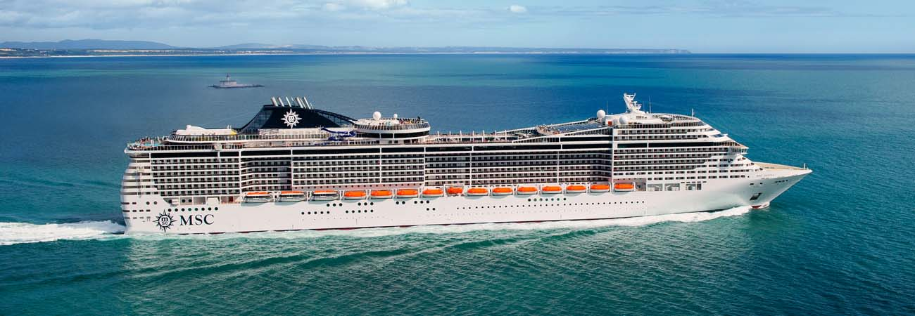 MSC Orders New Ships, Doubles North American Sales Force
