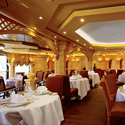 <p>Clients who travel on MSC Cruises may have the opportunity to dine at MSC Yacht Club Restaurant. // © 2015 MSC Cruises</p><p>Feature image (above):...