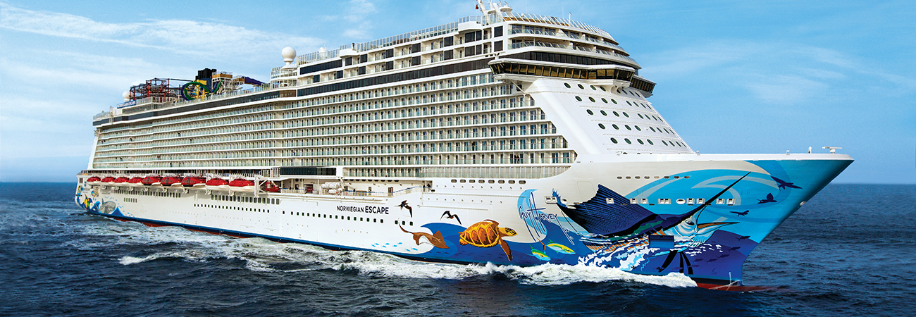 Norwegian Cruise Line Christens Norwegian Escape Norwegian
