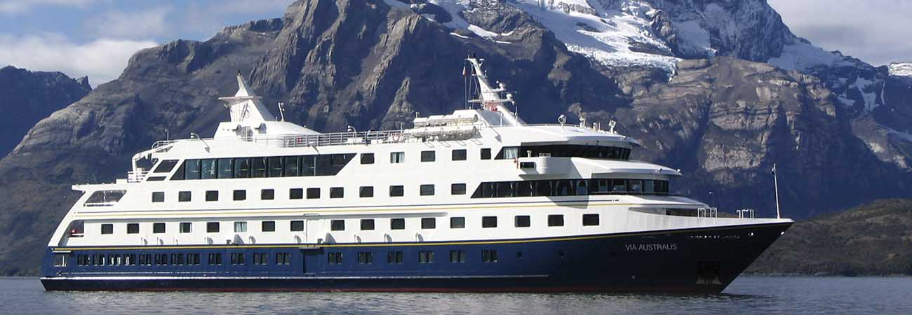 Lindblad Acquires Expedition Vessel Via Australis