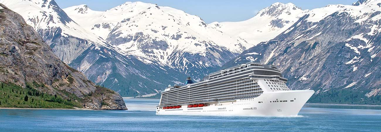 Norwegian Cruise Line to Launch Largest Ship in Alaska
