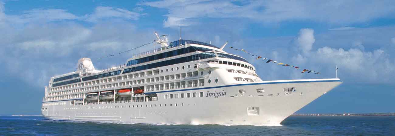 World Cruise With Oceania
