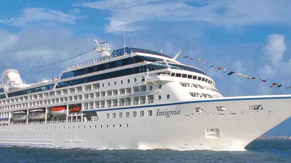 Oceania announces its second 180-day cruise around the world // (c) 2013 Oceania Cruises F