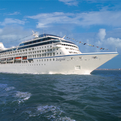 <span>The Insignia will set sail for its world cruise in July in 2015. // © 2013 Oceania Cruises</span>