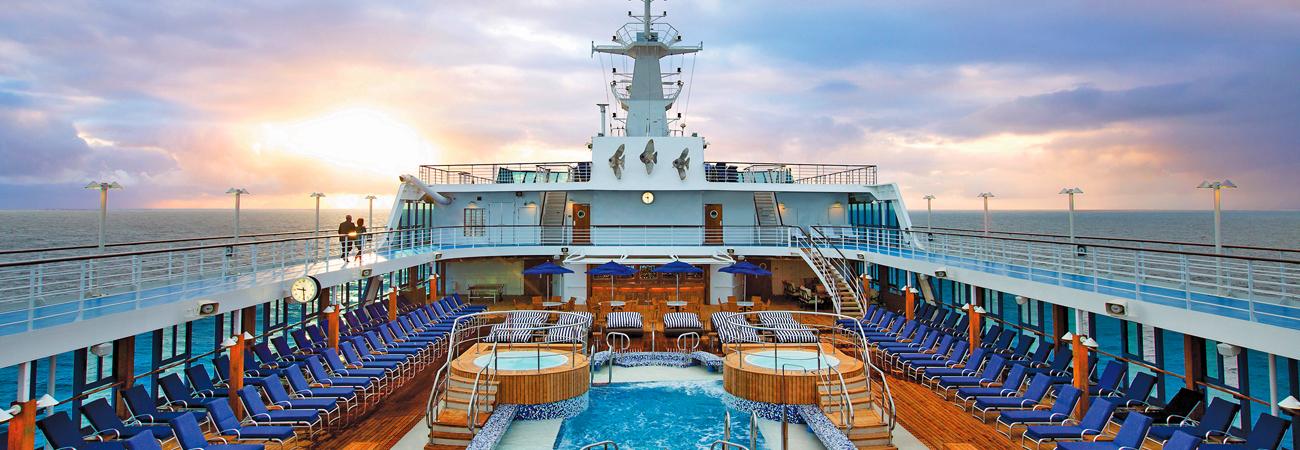 Oceania Cruises Refurbishes The Regatta TravelAge West - Oceania regatta cruise ship