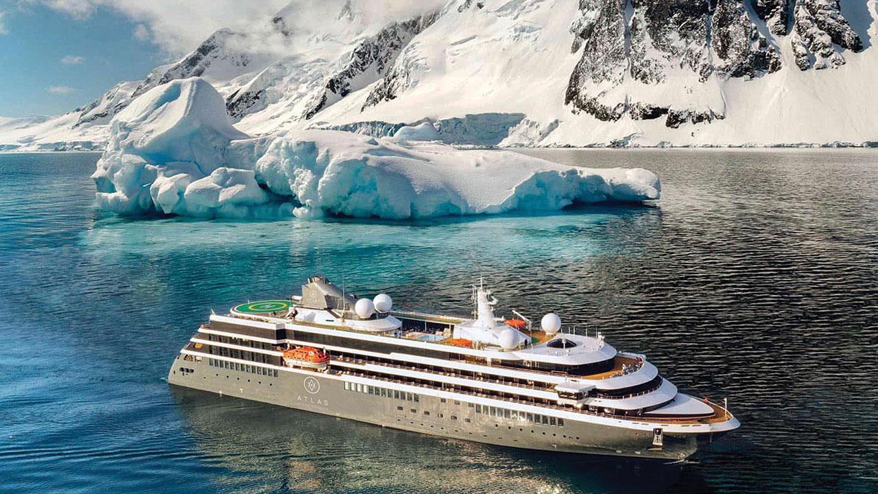 Atlas Ocean Voyages' World Navigator will debut this summer.