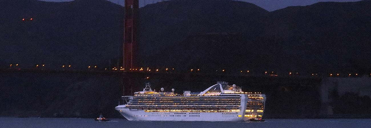 Princess Cruises' SF Port Remains a Strong Draw