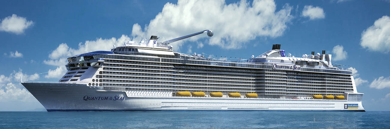 Royal Caribbean to Launch First Quantum Class Ship