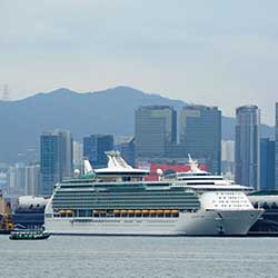 <p>Once Mariner of the Seas returns from Asia, it will have a 32-day revitalization before its Caribbean sailings. // © 2017 Royal Caribbean...