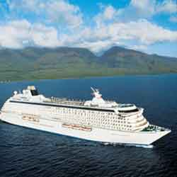Crystal Serenity features all-new dining areas and updated penthouses. // © 2013 Crystal Cruises