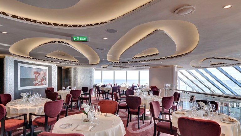 MSC Yacht Club is MSC Cruises' private ship-within-a-ship, self-contained club area.