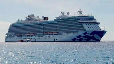 Cruise Review: Sky Princess