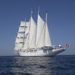 <p>Star Clippers is the right cruise line for clients hoping to learn about sailing. // © 2017 Mindy Poder</p><p>Feature image (above): Star Clippers...