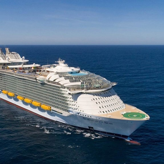 Cruise Review: Symphony of the Seas