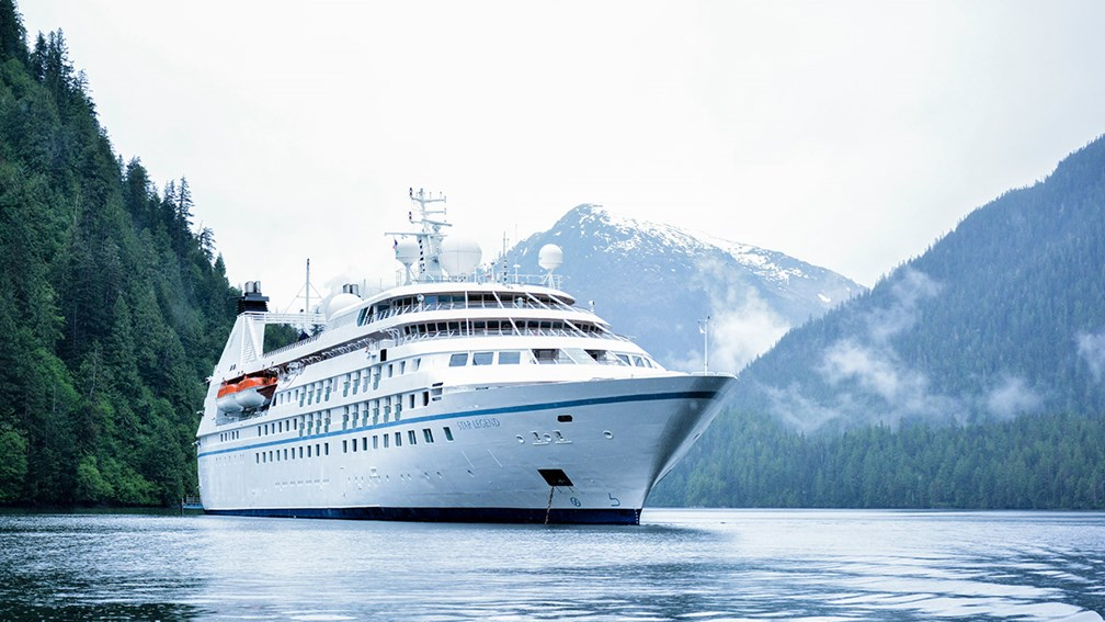 Cruise Review: Windstar's Star Legend in Alaska