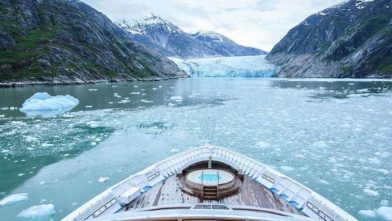 Windstar has returned to Alaska after a 20-year hiatus.