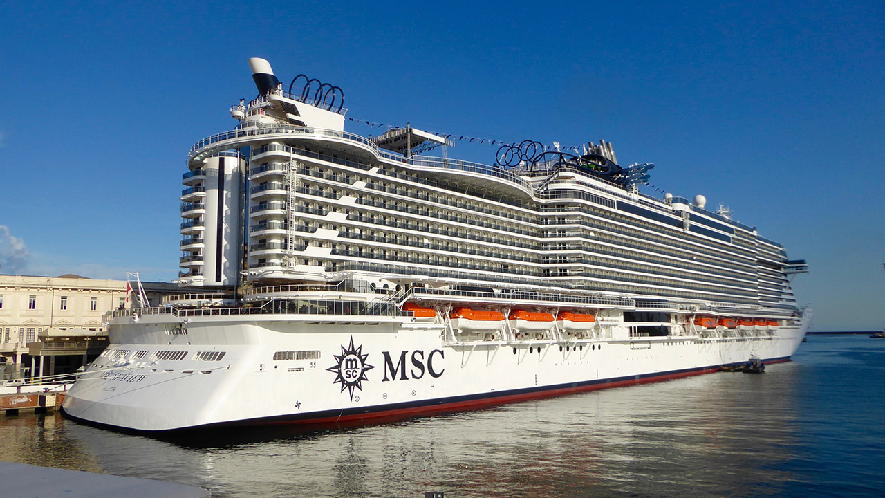 Cruise Review: MSC Seaview | TravelAge West