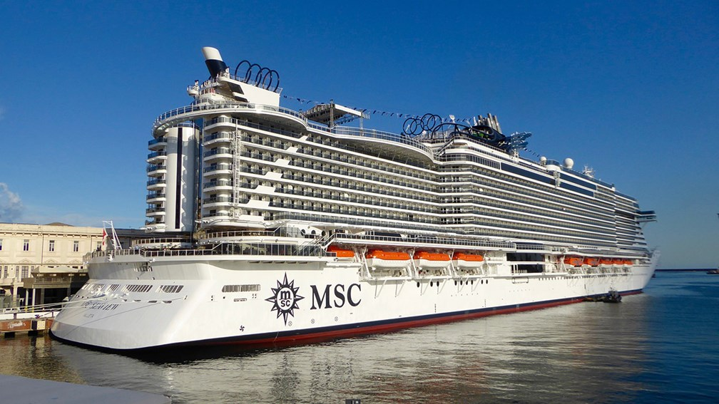 Cruise Review: MSC Seaview