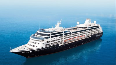 Introducing Azamara Pursuit