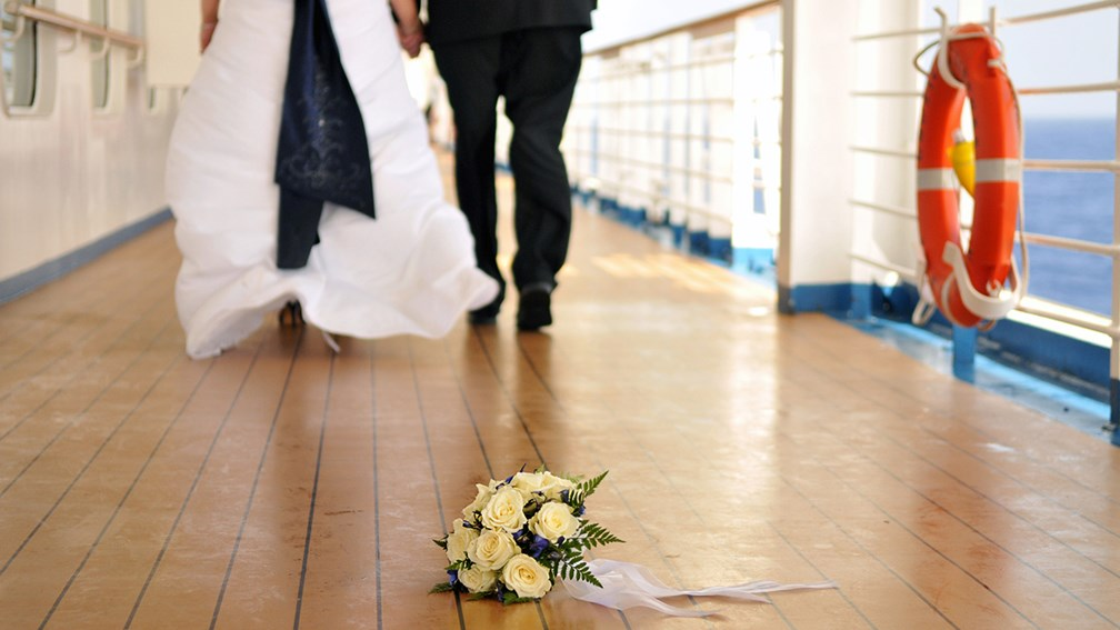 The Benefits of a Cruise Ship Wedding