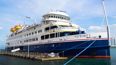 Cruise Review: Victory I