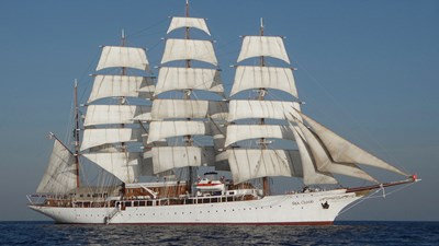 Cruise Review: Sea Cloud Cruises' Sea Cloud