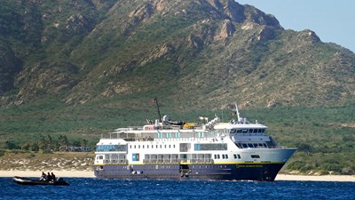 Cruise Review: National Geographic Venture