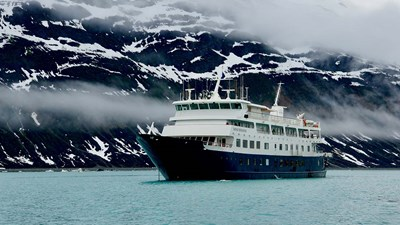 UnCruise's First Alaska Sailing of 2020 Was Free of COVID-19 After All