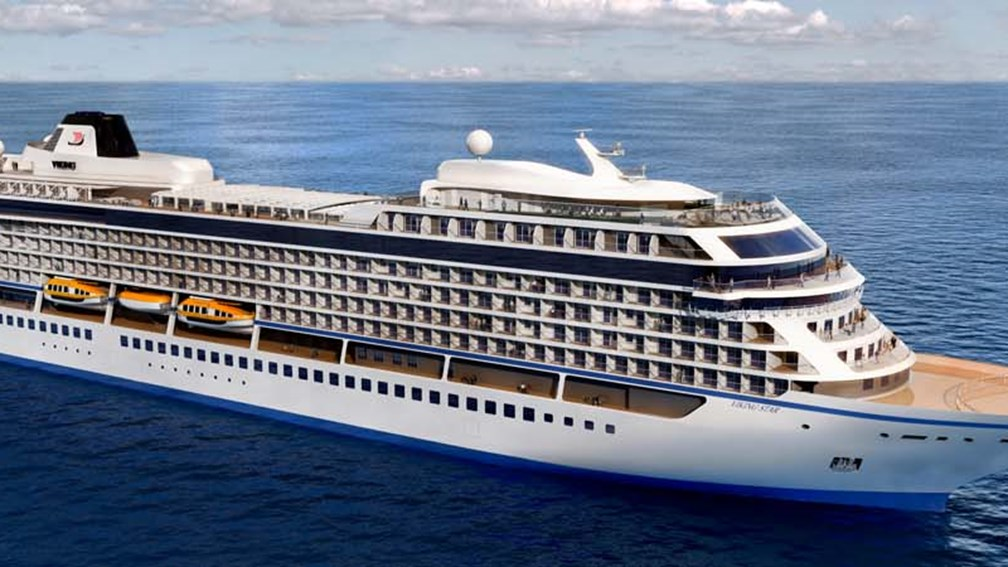 A rendering of Viking Star // © 2013 F