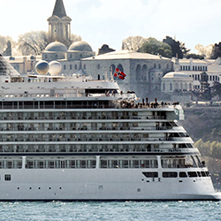 <p>Viking Star sails several itineraries on the Mediterranean Sea. // © 2016 Viking Ocean Cruises</p><p>Feature image (above): Guests will be...