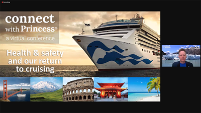 princess cruises highlights