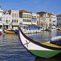"Agents will tour the canals of Aveiro, known as the ""Portuguese Venice."" // © 2014 Thinkstock"