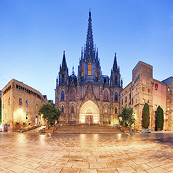 Agents will visit Barcelona on the last leg of this nine-day trip. // 2016 © iStock