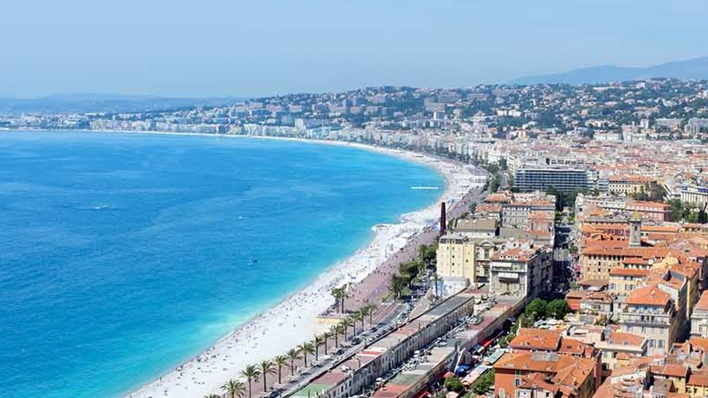 Fam: Walk the French Riviera