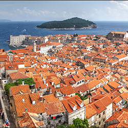 <p>Dubrovnik is the last stop on this five day tour through Croatia. // © 2017 Creative Commons user <a...