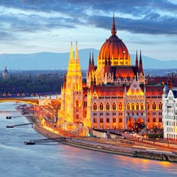 Explore Hungary as you cruise the Danube River. // © 2015 iStock