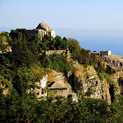 The medieval village of Erice is among stops on this fam trip with Tour Specialists Inc. of Florida. // © 2014 Thinkstock