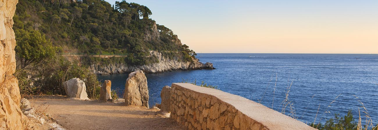 Walk the French Riviera
