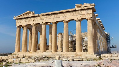 Fam: A Greek Isles Cruise With Sterling Vacations