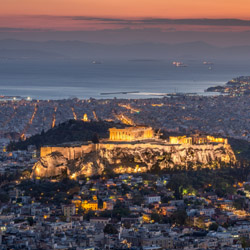 Visit the Acropolis at Athens. // © 2015 iStock