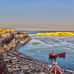 "<p>Visit Valletta, the capital city of Malta. // © 2017 Creative Commons user <a href=""https://www.flickr.com/photos/ben124/10049197965""..."