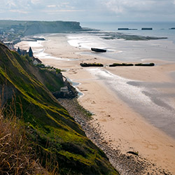 Experience the beaches of Normandy during this seven-night cruise. // ©2015 iStock