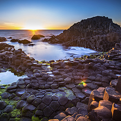 Agents will visit Giant's Causeway in Northern Ireland. // © 2016 iStock