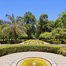 Maria Luisa Park in Seville is on the itinerary of this seven-day fam trip. // © 2014 Thinkstock