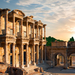Agents will visit historic sights in Ephesus while on this fam trip in Turkey. // © 2014 Thinkstock