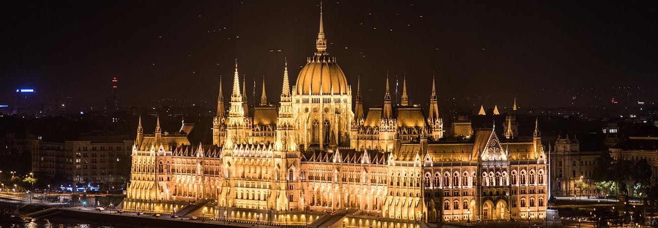 Fam: Cruise From Budapest to Nuremberg