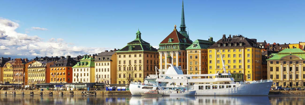 Ideas for a Seaside Escape in Stockholm