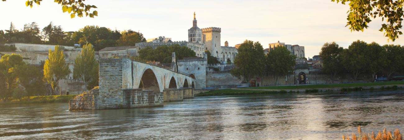 The River Cities of Lyon, Avignon and Bordeaux